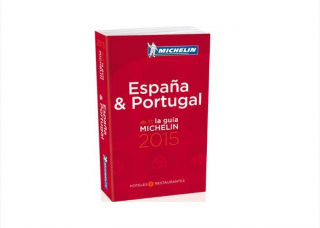 MICHELIN GUIDE FOR SPAIN AND PORTUGAL 2015 - THE LIST